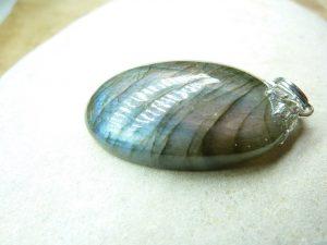 Pendentif Labradorite 8,4 gr ref 1217